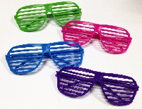 80's Party Sunglasses