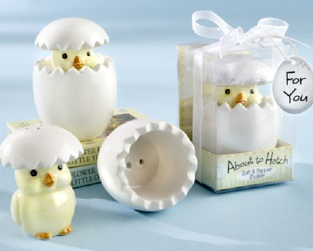 Baby Chick Salt & Pepper Shakers