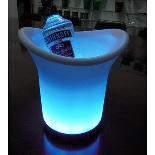 Color Changing Ice Bucket Cordless