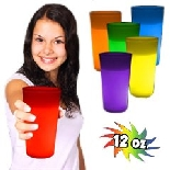 Glow in the Dark Cups