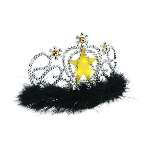 Light-Up Star Tiara