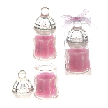 Scented Candle Baby Glass Bottle