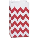 Striped All Occasion Paper Gift Bags